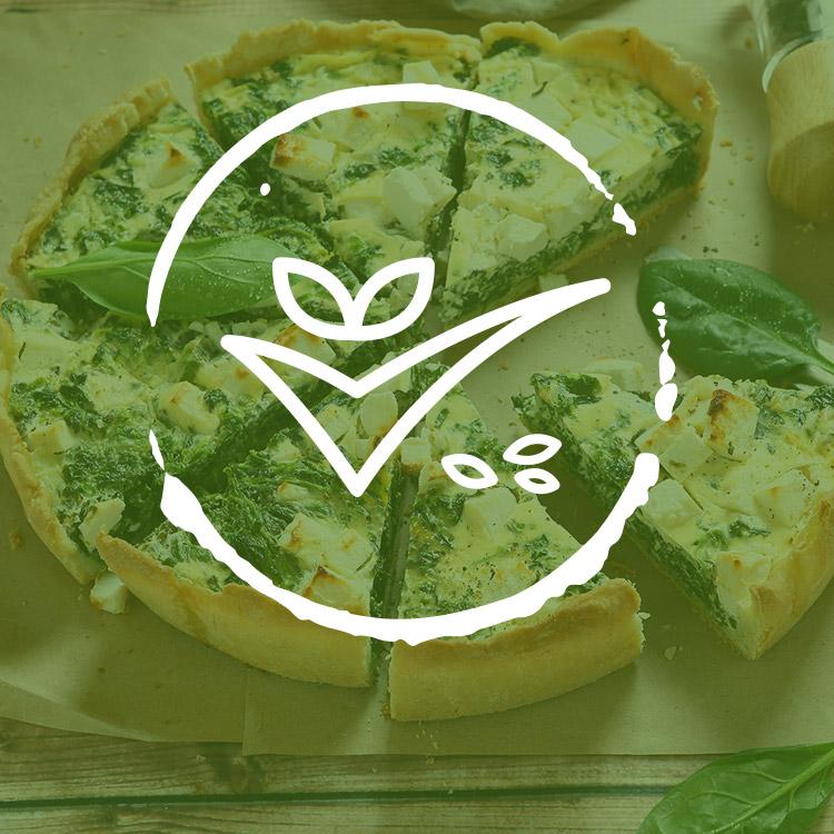 Vegetariánské a veganské produkty